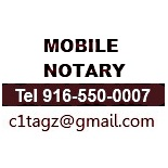 Sacramento Mobile Notary Public Signing Agent Spanish certified, NNA Sergio Musetti Tel 1-707-992-5551 http://WestSacramentoNotary.com